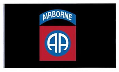 Vlajka 82ND AIRBORNE