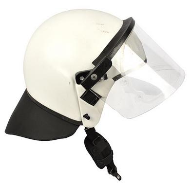 Helma zásahová se štítem Schuberth SH/P 100 F použitá - zvìtšit obrázek