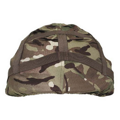 Potah na bojovou helmu britský MTP tarn nový
