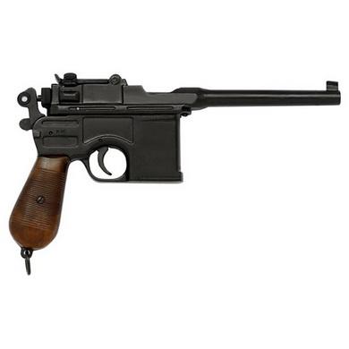 Pistole Mauser 1898 - dekoraèní replika