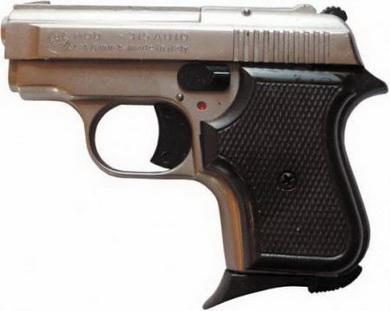 Plynová pistole Bruni 315 AUTO nikl cal.8mm - zvìtšit obrázek