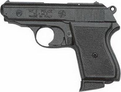 Plynová pistole Bruni New Police èerná cal.9mm