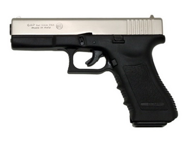 Plynová pistole Bruni GAP bicolor cal.9mm - zvìtšit obrázek