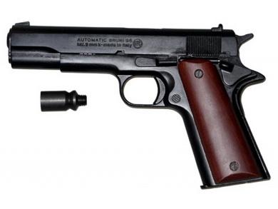 Plynová pistole Bruni 96 èerná cal.9mm