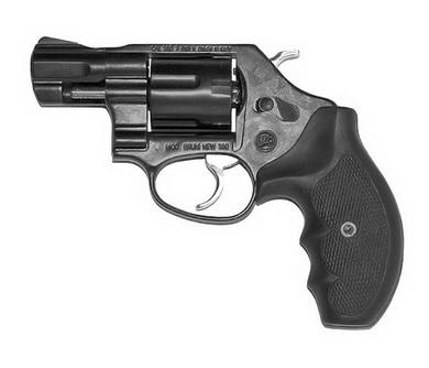 "Plynový revolver Bruni NEW 380 Python 2"" èerný cal.9mm - zvìtšit obrázek"