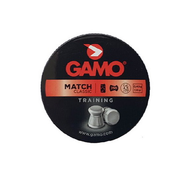 Diabolky Gamo Match 250ks cal.4,5mm