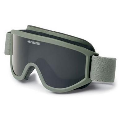 Brýle taktické ESS Land OPS zelené
