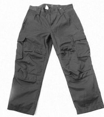 Èerné policejní kalhoty - Èeròáky - zvìtšit obrázek