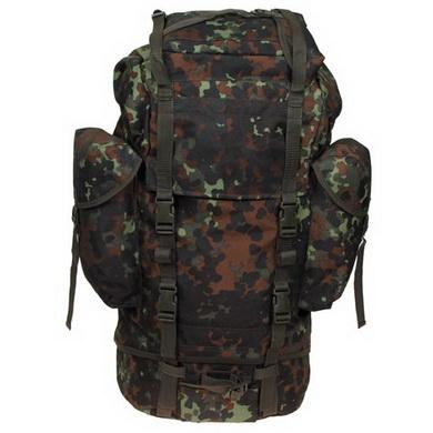 Batoh bojový BW 65l Mod. FLECKTARN