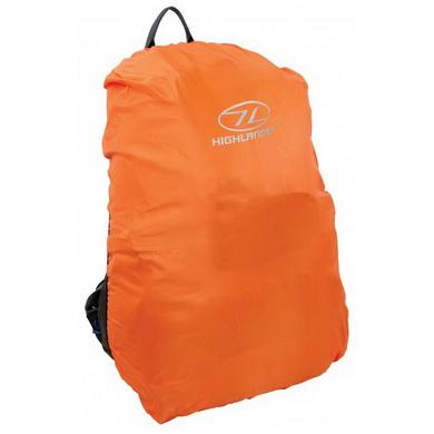 Pøevlek na malý batoh 20 - 35 l - reflexní oranžová