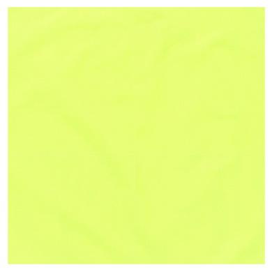 Šátek 55 x 55 cm pevný REFLEXNÍ ZELENÁ