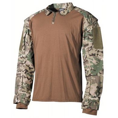 Košile taktická UBACS OPERATION CAMO