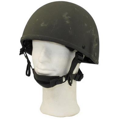 Helma britská combat GS MK6 použitá