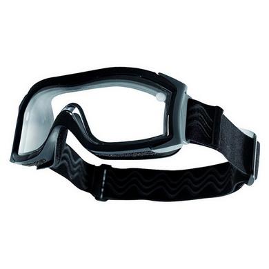 Brýle taktické BOLLE X-1000 duální sklo ÈIRÉ