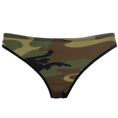 Kalhotky THONG/tanga WOODLAND