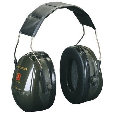 Sluchátka proti hluku PELTOR Optime II použitá
