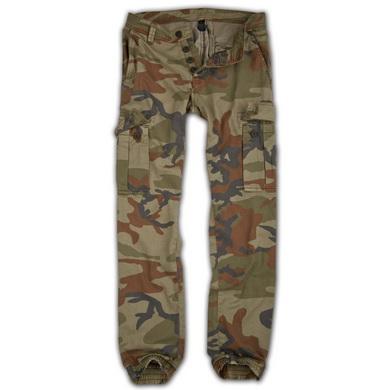 Kalhoty BAD BOYS 4-COLOR CAMO