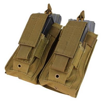Sumka MOLLE KANGAROO na zásobníky M4+M16 COYOTE BR