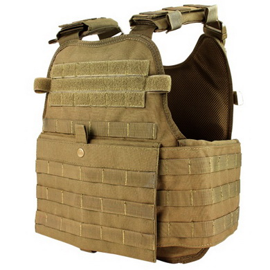 Vesta MODULAR OPERATOR PLATE CARRIER COYOTE BROWN