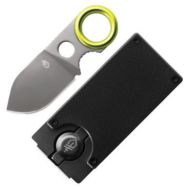 Klip na peníze GDC s nožem