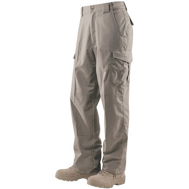 Kalhoty 24-7 ASCENT micro rip-stop KHAKI