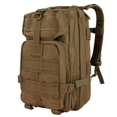 Batoh ASSAULT COMPACT MODULAR bez vaku COYOTE BROWN