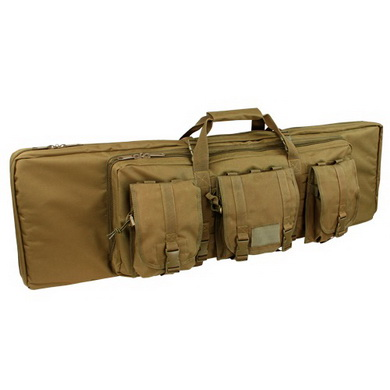 Taška na pušku 90 cm COYOTE BROWN