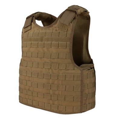 Vesta DEFENDER MOLLE nosiè plátù COYOTE BROWN