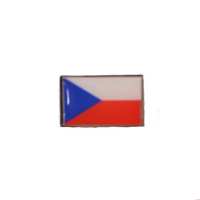 Odznak vlajka ÈR malá