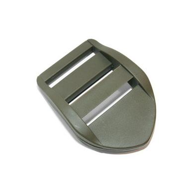Spona provlékací plastová 30 mm ZELENÁ