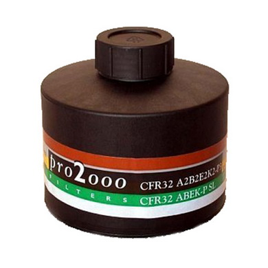 Filtr kombinovaný CleanAir ABEK2-P3
