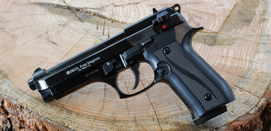 Plynová pistole Ekol Firat 92 èerná cal.9mm