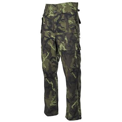 Kalhoty AÈR polní vz.95 les NY/CO