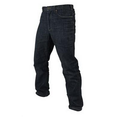 Kalhoty CIPHER Jeans TMAVÌ MODRÁ
