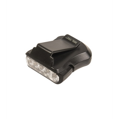 Svítilna 5 LED na kšilt
