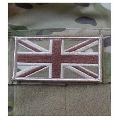 Nášivka vlajka VELKÁ BRITÁNIE velcro MULTICAM® - zvìtšit obrázek