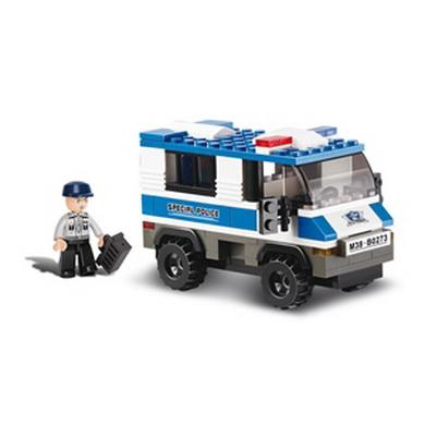 Stavebnice POLICIE - VÌZEÒSKÁ SLUŽBA