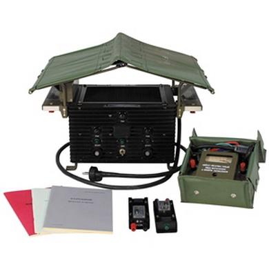 Dobíjecí stanice pro radiostanice RF-10