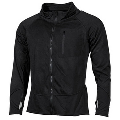 Triko TACTICAL TERMOFLEECE ÈERNÉ