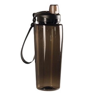 Láhev na pití plastová 0,6l KOUØOVÁ PRÙHLEDNÁ