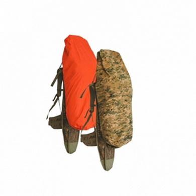Pøevlek na batoh oboustranný EBERLESTOCK UNICAM II / ORANŽOVÝ malý