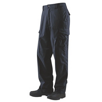 Kalhoty 24-7 ASCENT micro rip-stop MODRÉ