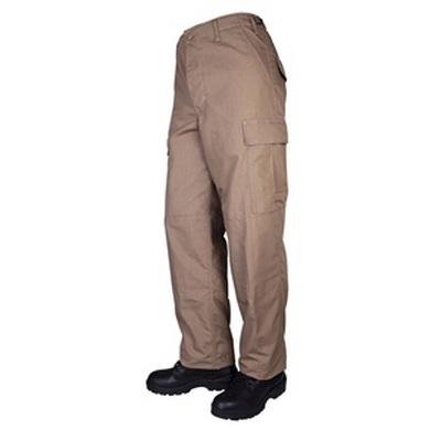 Kalhoty BDU P/C rip-stop HNÌDÉ