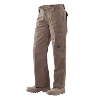 Kalhoty dámské 24-7 TACTICAL rip-stop HNÌDÉ
