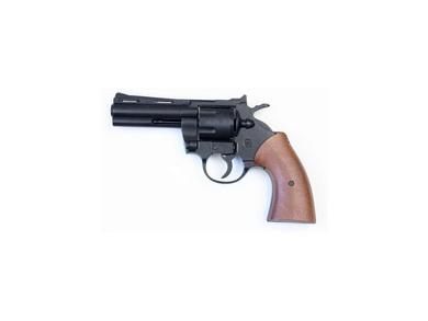 Plynový revolver Bruni Magnum 380 Python èerný cal.9mm