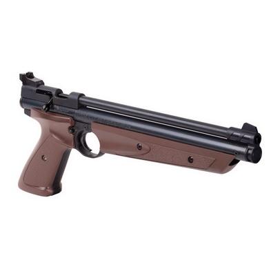 Vzduchovka Crosman 1377 AMERICAN CLASSIC 4,5mm HNÌDÁ