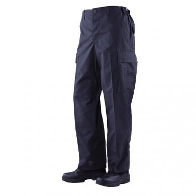 Kalhoty BDU P/C rip-stop MODRÉ