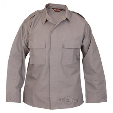 Košile taktická dl.rukáv ŠEDÁ