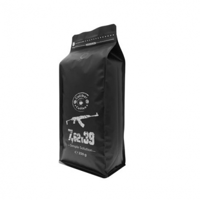 Káva CALIBER COFFEE® 7,62x39 250g