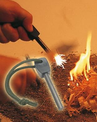 Popalovaè Fire Steel - švédské